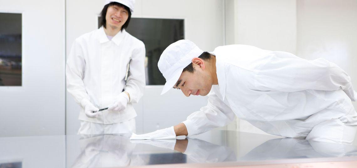 Cible de pulvérisation en tungstène