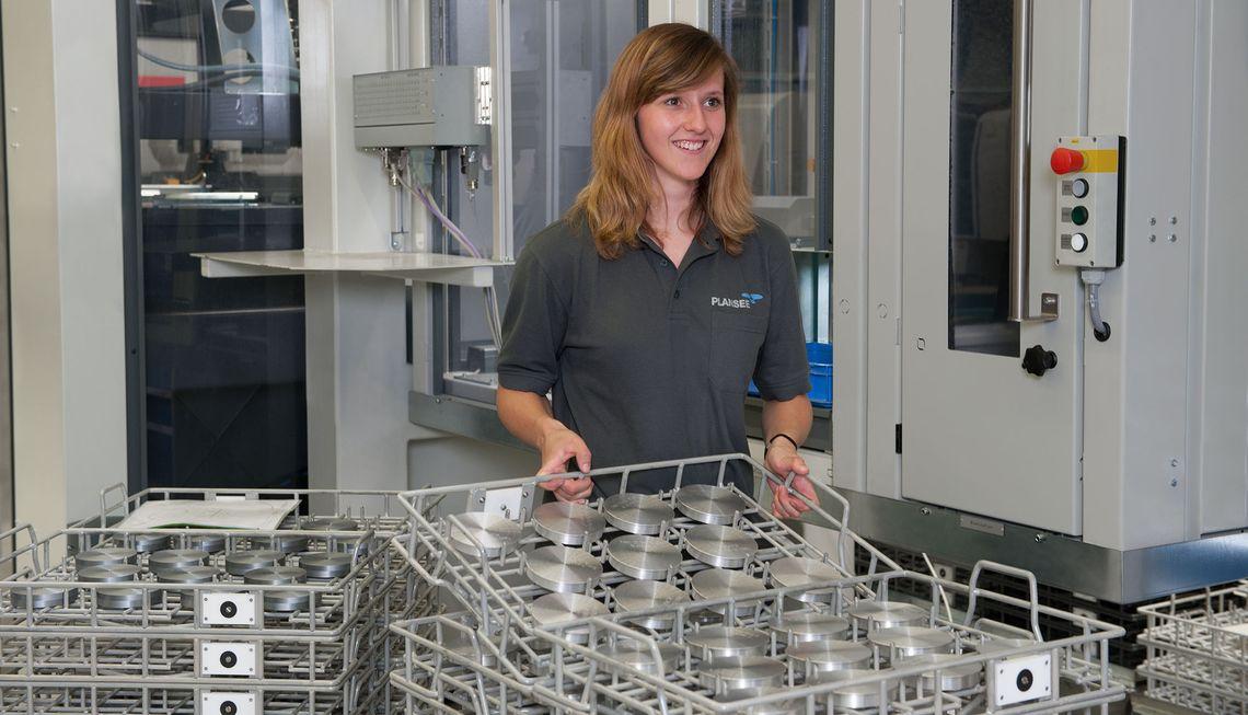 Cátodos para sputtering Aluminio-cromo