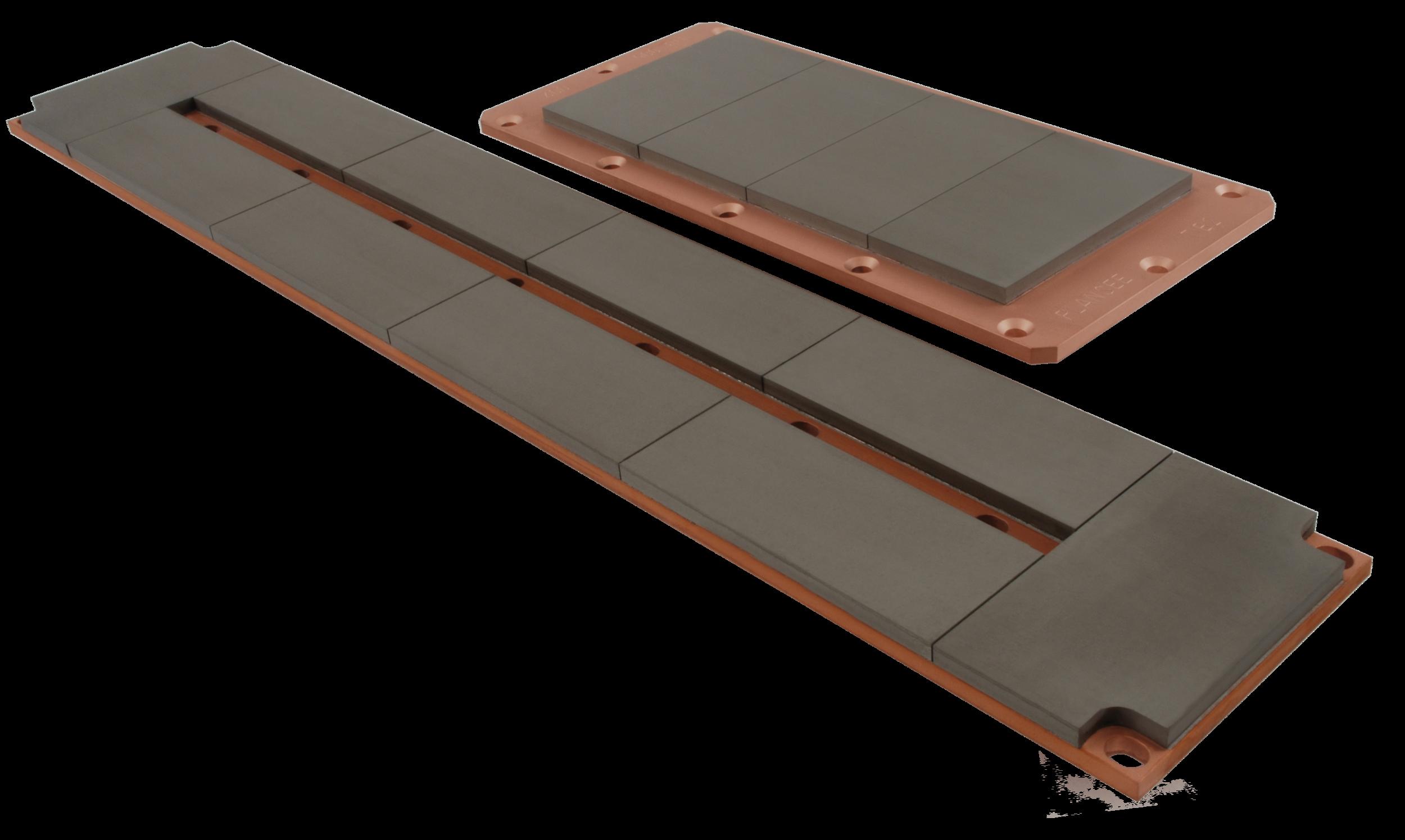 Diborure de titane plansee for Aspect de l aluminium