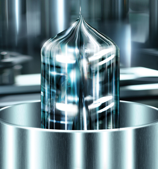 crystalgrowth tungsten crucible