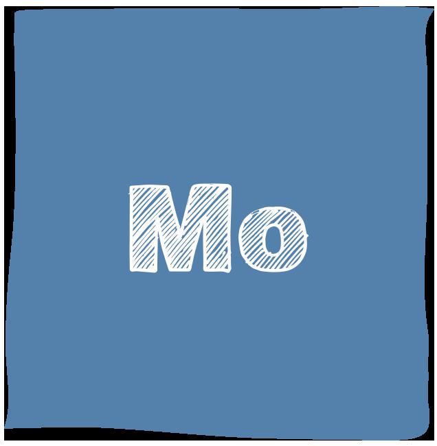 ImageMenu: Molybdenum