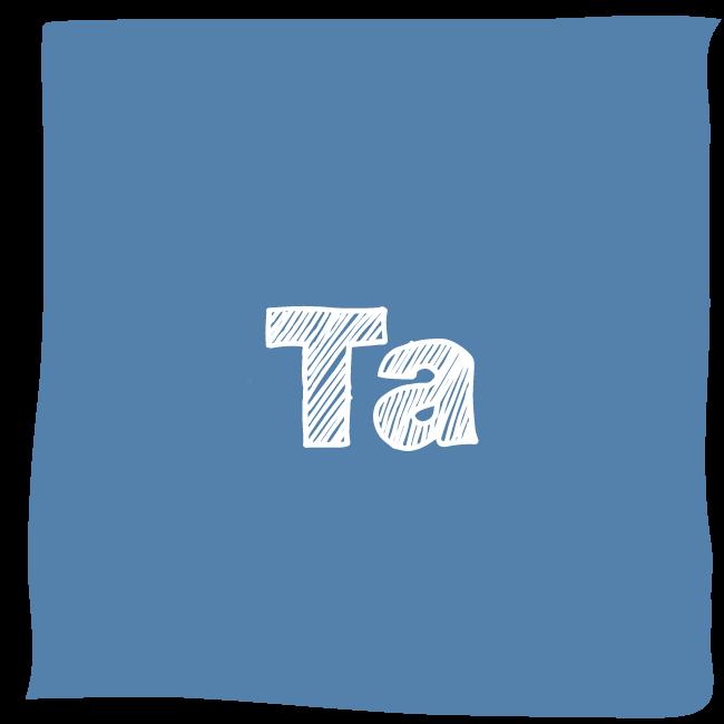 ImageMenu: Tantalum