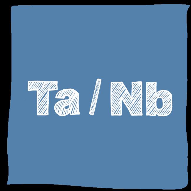 ImageMenu: Tantalum-Niobium
