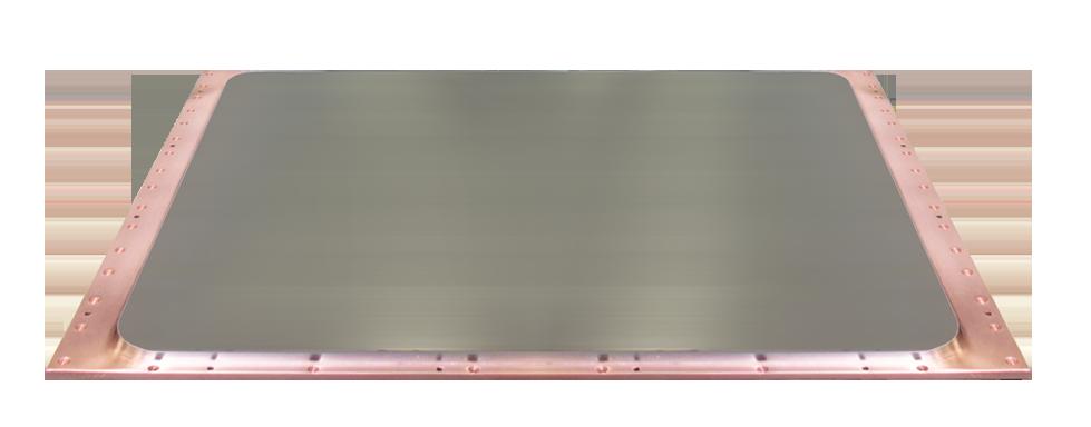 Вольфрамовая мишень для распыления