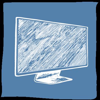 ImageMenu: Sputtering targets for displays