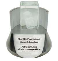 Plansee supplier of the year