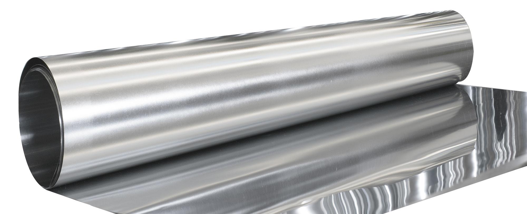 Rubans en molybdène, tungstène ou tantale